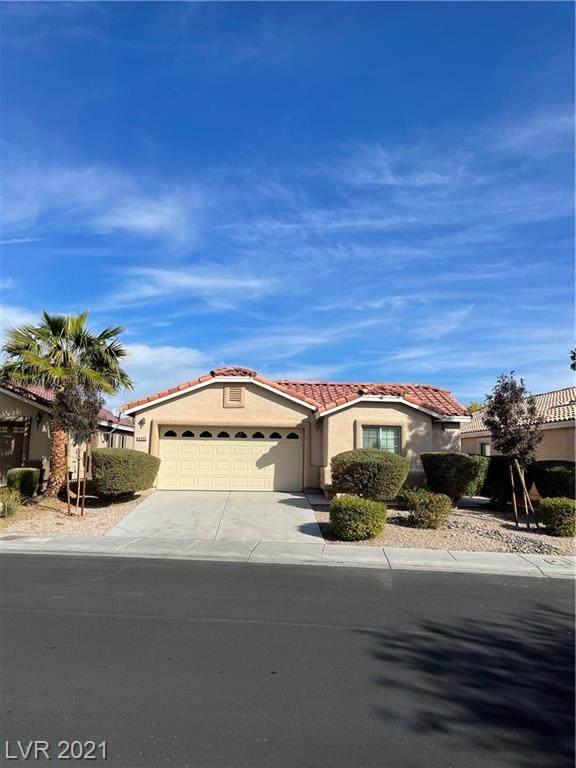 4468 Valley Quail Way, North Las Vegas, NV 89084 (MLS #2342735) :: The Shear Team