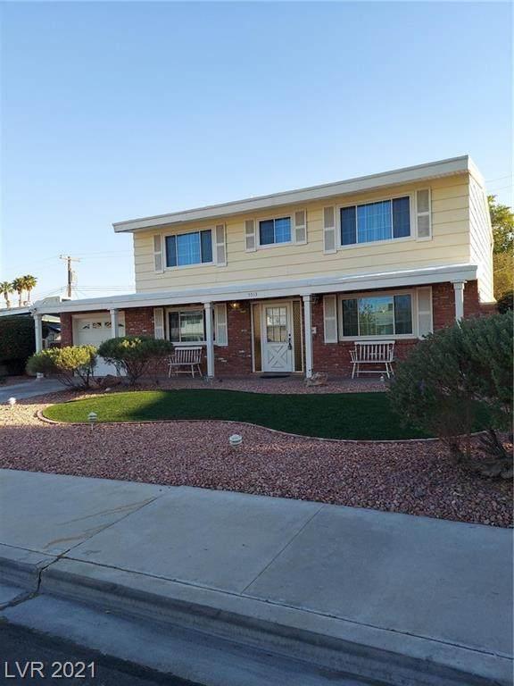 5513 Morendo Drive, Las Vegas, NV 89107 (MLS #2342876) :: Lindstrom Radcliffe Group