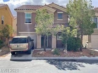 581 Shewsbury Avenue, Las Vegas, NV 89178 (MLS #2342990) :: The TR Team