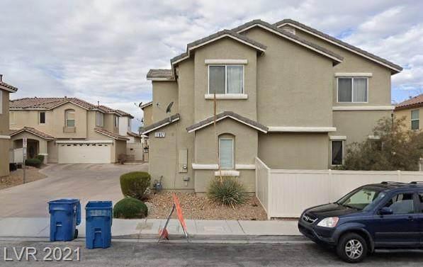 11921 Haven Street, Las Vegas, NV 89183 (MLS #2343052) :: Jeffrey Sabel