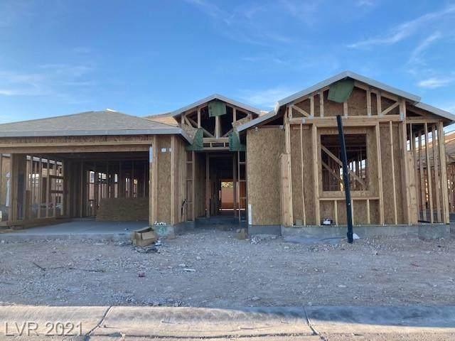 9948 Pine Trail Avenue, Las Vegas, NV 89166 (MLS #2343354) :: The Shear Team