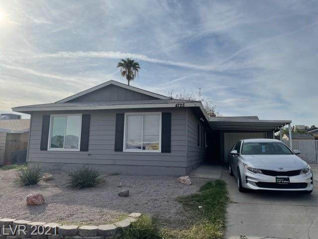 4725 Tamalpias Avenue, Las Vegas, NV 89120 (MLS #2343398) :: Keller Williams Realty