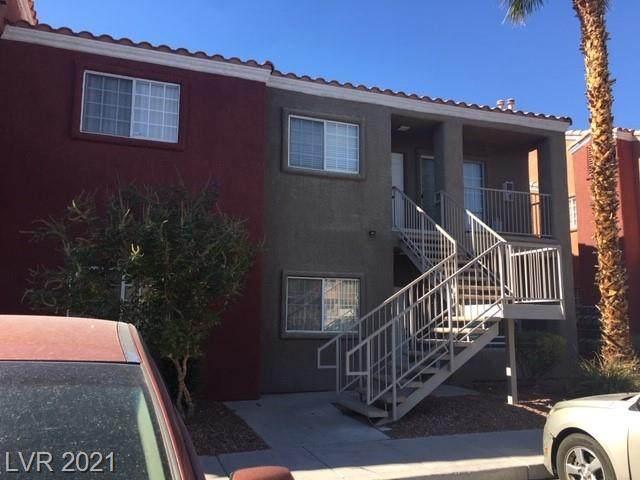 4730 E Craig Road #2142, Las Vegas, NV 89115 (MLS #2343638) :: Hebert Group | eXp Realty