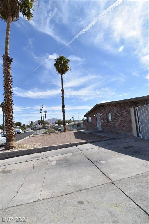 1505 Margaret Avenue, Las Vegas, NV 89101 (MLS #2343678) :: ERA Brokers Consolidated / Sherman Group
