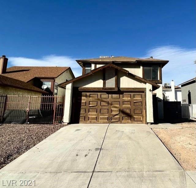 6804 Sheffield Drive, Las Vegas, NV 89108 (MLS #2343701) :: Keller Williams Realty