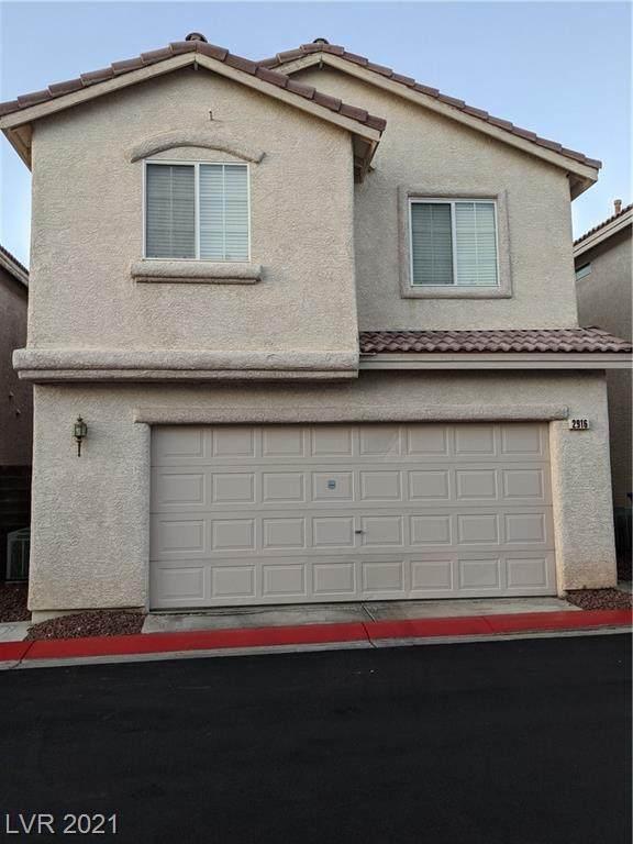 2916 Sunrise Bay Avenue, North Las Vegas, NV 89031 (MLS #2343731) :: Keller Williams Realty