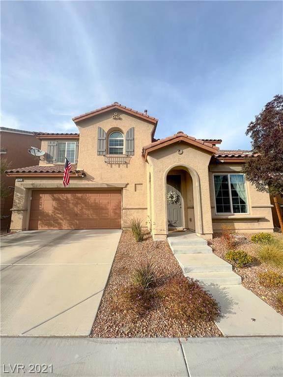 10128 Nash Peak Avenue, Las Vegas, NV 89166 (MLS #2343832) :: Hebert Group | eXp Realty