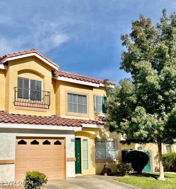 6440 Hillside Brook Avenue, Las Vegas, NV 89130 (MLS #2343833) :: Alexander-Branson Team | Realty One Group