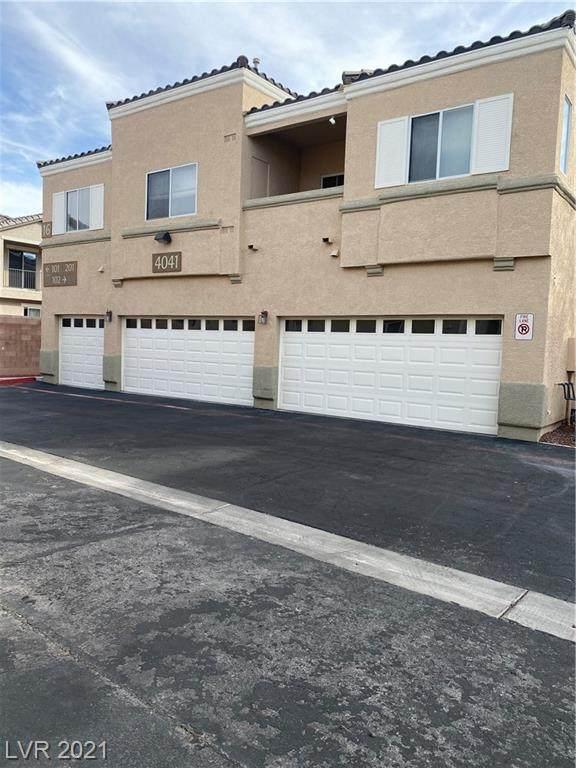 4041 Pepper Thorn Avenue #102, North Las Vegas, NV 89081 (MLS #2343846) :: Alexander-Branson Team | Realty One Group