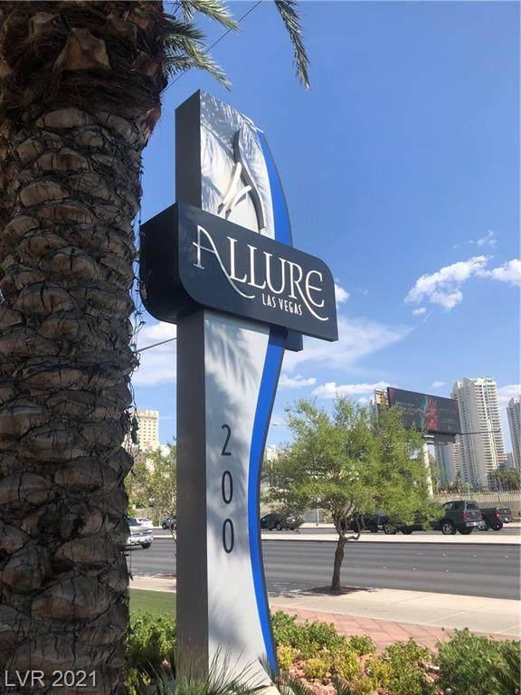 200 W Sahara Avenue #1907, Las Vegas, NV 89102 (MLS #2344047) :: DT Real Estate