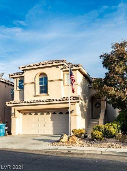 5308 Jackson Valley Court, Las Vegas, NV 89131 (MLS #2344228) :: ERA Brokers Consolidated / Sherman Group