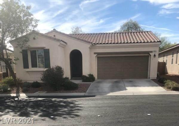 10311 Bush Mountain Avenue, Las Vegas, NV 89166 (MLS #2344251) :: The Shear Team