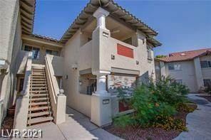 3420 Winterhaven Street #202, Las Vegas, NV 89108 (MLS #2344277) :: Keller Williams Realty