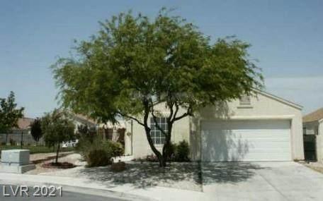 724 Roberta Alecia Avenue, North Las Vegas, NV 89031 (MLS #2344348) :: Kypreos Team
