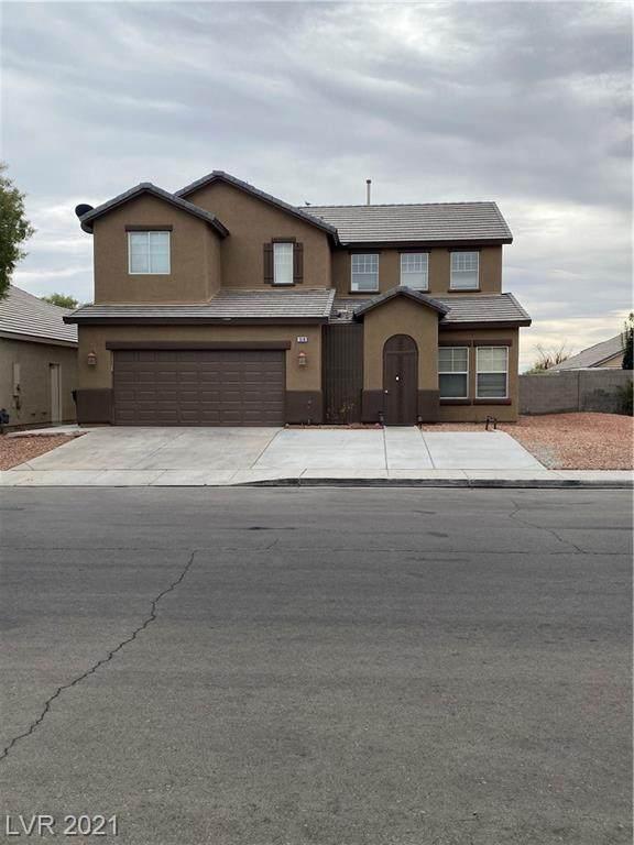 1519 Paradise Reef Avenue, North Las Vegas, NV 89031 (MLS #2344403) :: Vegas Plus Property Management