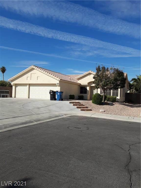 4207 Winlock Court, North Las Vegas, NV 89032 (MLS #2344487) :: Vegas Plus Property Management