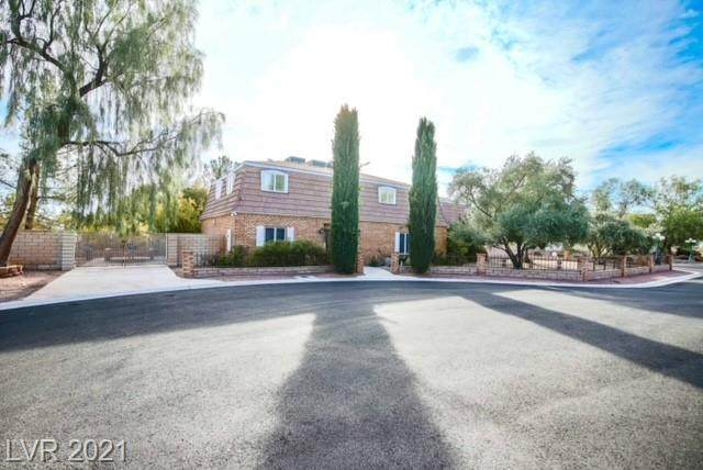 2621 S Miller Lane, Las Vegas, NV 89117 (MLS #2344721) :: Hebert Group | eXp Realty