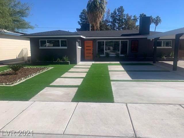 2109 Santa Ynez Drive, Las Vegas, NV 89104 (MLS #2344731) :: Custom Fit Real Estate Group