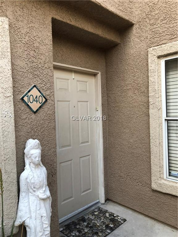5125 Reno #1040, Las Vegas, NV 89118 (MLS #1956295) :: Trish Nash Team