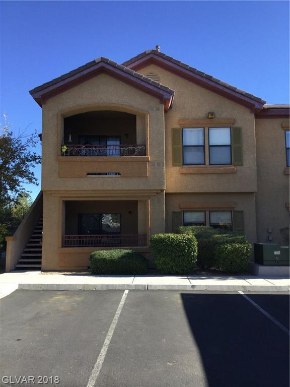8250 E Grand Canyon #1105, Las Vegas, NV 89166 (MLS #1967552) :: The Snyder Group at Keller Williams Marketplace One