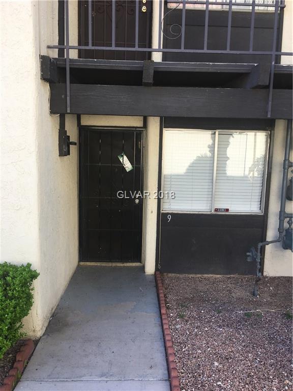1440 Vegas Valley #9, Las Vegas, NV 89169 (MLS #1979430) :: Sennes Squier Realty Group