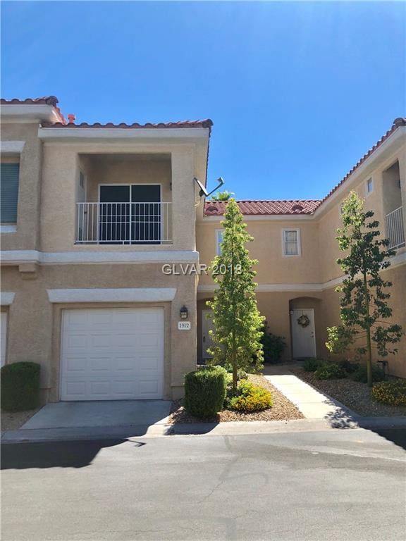 251 Green Valley #1912, Henderson, NV 89052 (MLS #1983423) :: Trish Nash Team
