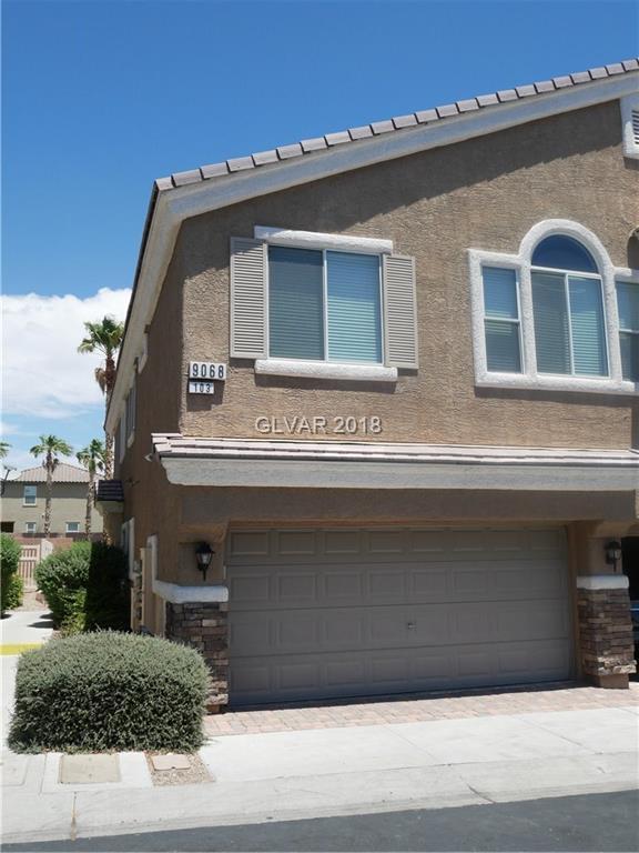9068 Bushy Tail #103, Las Vegas, NV 89149 (MLS #1992484) :: Sennes Squier Realty Group