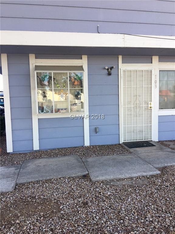 5409 Centurion #103, Las Vegas, NV 89122 (MLS #1992875) :: The Snyder Group at Keller Williams Realty Las Vegas