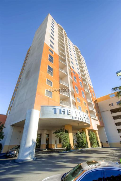 211 E Flamingo #1710, Las Vegas, NV 89169 (MLS #1994177) :: Trish Nash Team