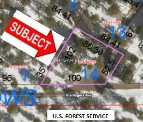 2111 Via Mater Misercordia, Mount Charleston, NV 89124 (MLS #2003768) :: The Snyder Group at Keller Williams Marketplace One