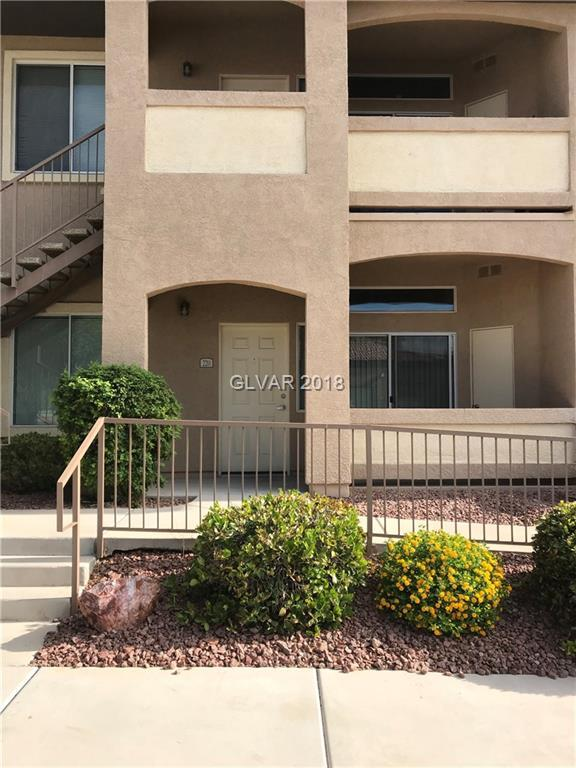 2305 Horizon Ridge #2211, Henderson, NV 89052 (MLS #2009668) :: Signature Real Estate Group