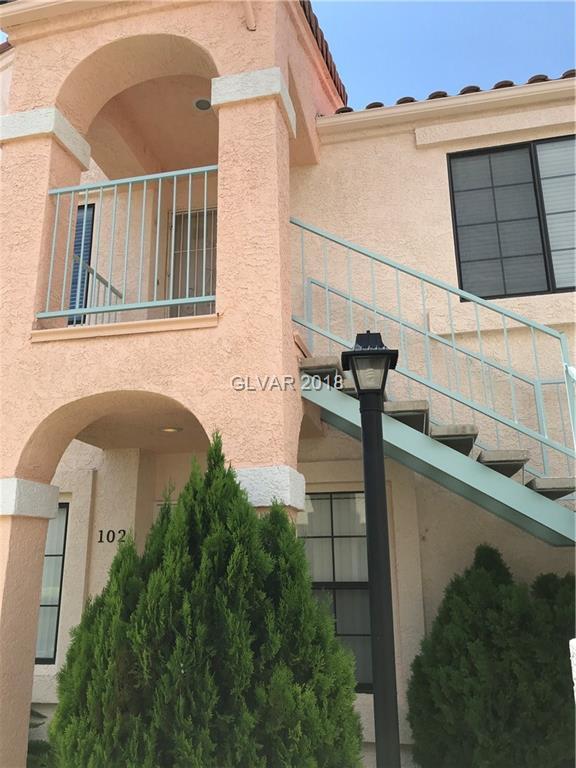 4885 Torrey Pines #202, Las Vegas, NV 89103 (MLS #2011930) :: Trish Nash Team