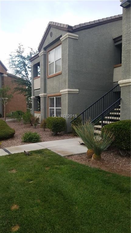 555 Silverado Ranch #1001, Las Vegas, NV 89183 (MLS #2013825) :: Signature Real Estate Group