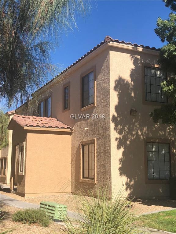 2041 Hussium Hills #104, Las Vegas, NV 89108 (MLS #2030253) :: Vestuto Realty Group