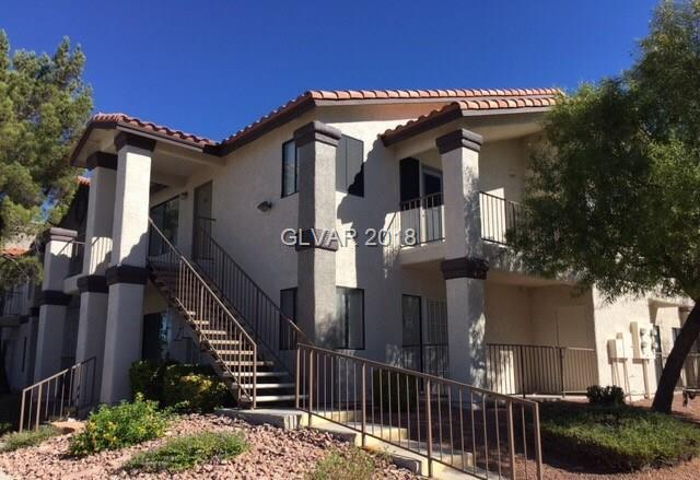 1575 Warm Springs #2611, Henderson, NV 89014 (MLS #2031608) :: The Snyder Group at Keller Williams Marketplace One