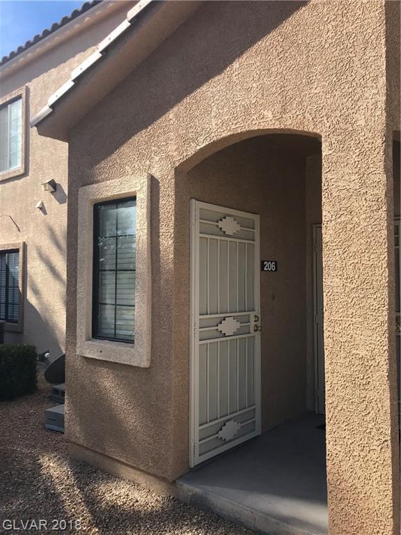 2009 Rancho Lake #206, Las Vegas, NV 89108 (MLS #2036004) :: Vestuto Realty Group