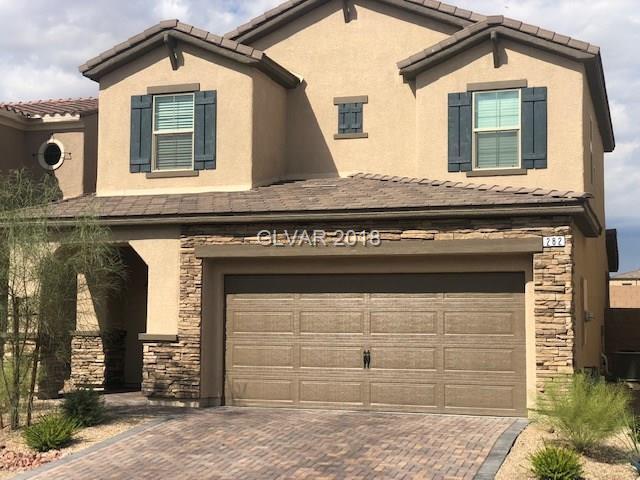 282 Walkinshaw, Las Vegas, NV 89148 (MLS #2037794) :: Vestuto Realty Group