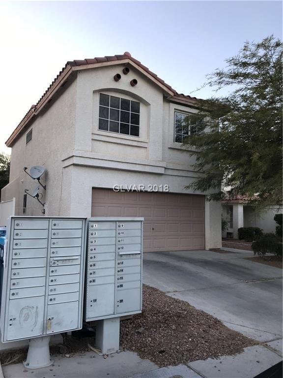 10163 Lemon Thyme, Las Vegas, NV 89183 (MLS #2042509) :: Vestuto Realty Group