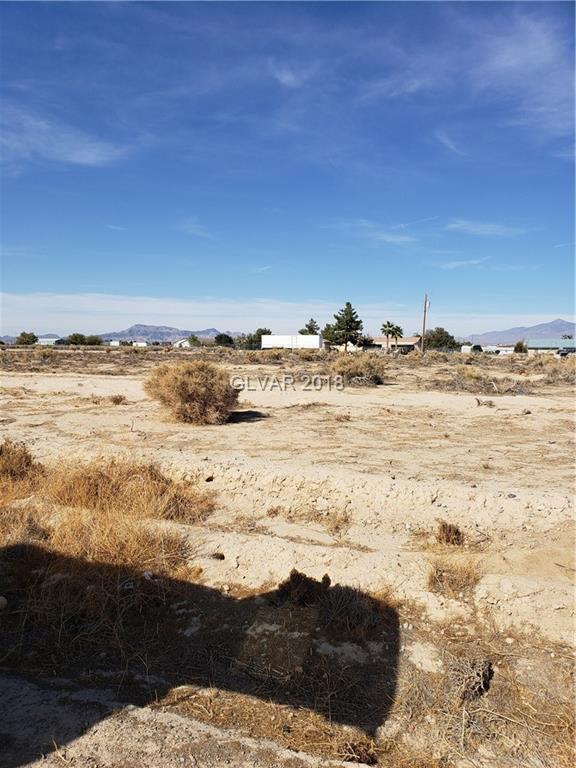 2890 E Banyon, Pahrump, NV 89048 (MLS #2044038) :: The Machat Group | Five Doors Real Estate