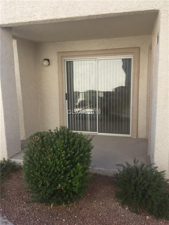 7810 Tenshaw #101, Las Vegas, NV 89145 (MLS #2045717) :: The Snyder Group at Keller Williams Marketplace One