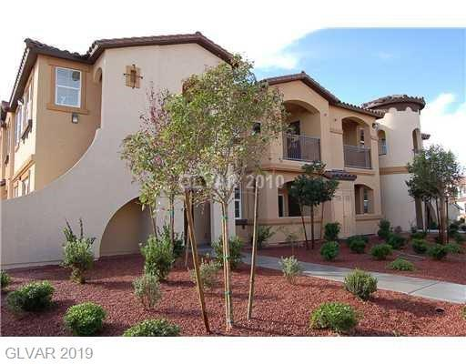 50 Aura De Blanco #7202, Henderson, NV 89074 (MLS #2046592) :: The Snyder Group at Keller Williams Marketplace One