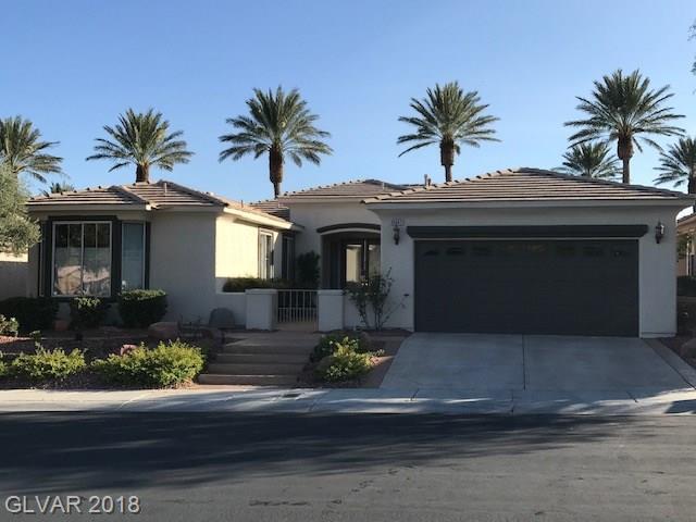 10647 Riva De Fiore, Las Vegas, NV 89135 (MLS #2047381) :: The Snyder Group at Keller Williams Marketplace One