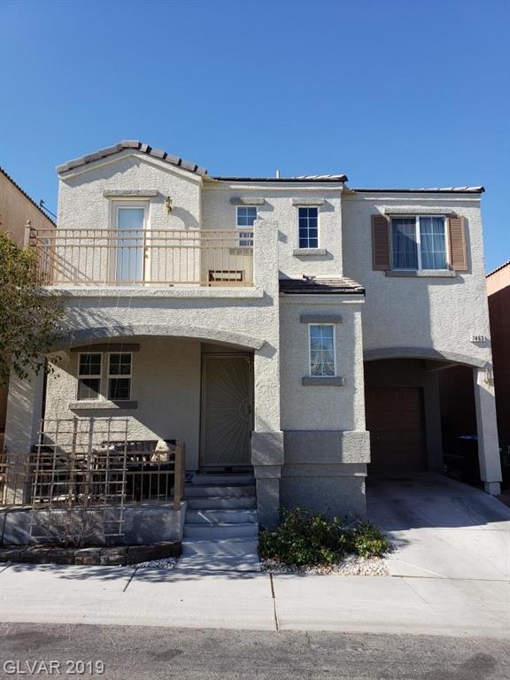 7463 Ringquist, Las Vegas, NV 89148 (MLS #2047416) :: Vestuto Realty Group