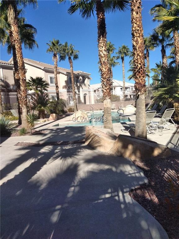 10525 Pine Glen #205, Las Vegas, NV 89144 (MLS #2055536) :: Sennes Squier Realty Group