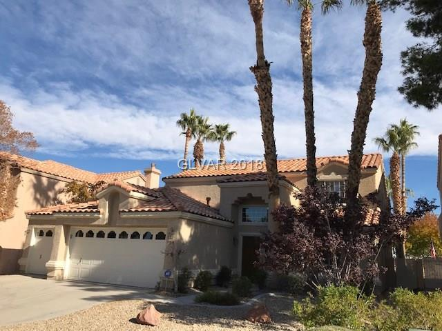 20 Tarryall, Henderson, NV 89074 (MLS #2055699) :: The Snyder Group at Keller Williams Marketplace One