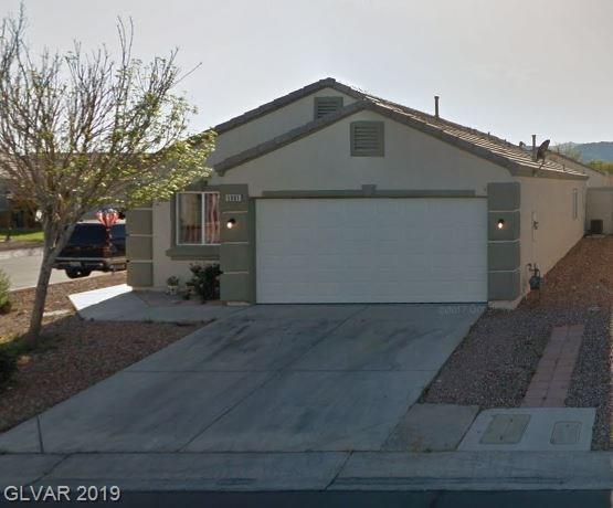 5901 Kentlands, Las Vegas, NV 89130 (MLS #2063975) :: Vestuto Realty Group