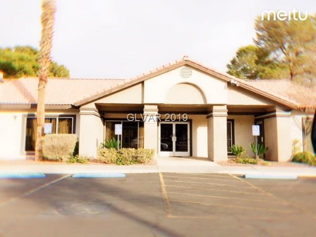 2606 Durango #172, Las Vegas, NV 89117 (MLS #2065645) :: Trish Nash Team