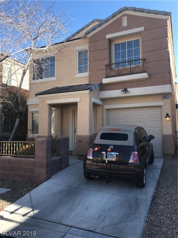 10453 Wild Bill, Las Vegas, NV 89129 (MLS #2069215) :: Capstone Real Estate Network