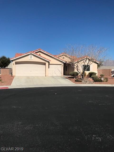 6525 Redshank, North Las Vegas, NV 89084 (MLS #2078262) :: Vestuto Realty Group