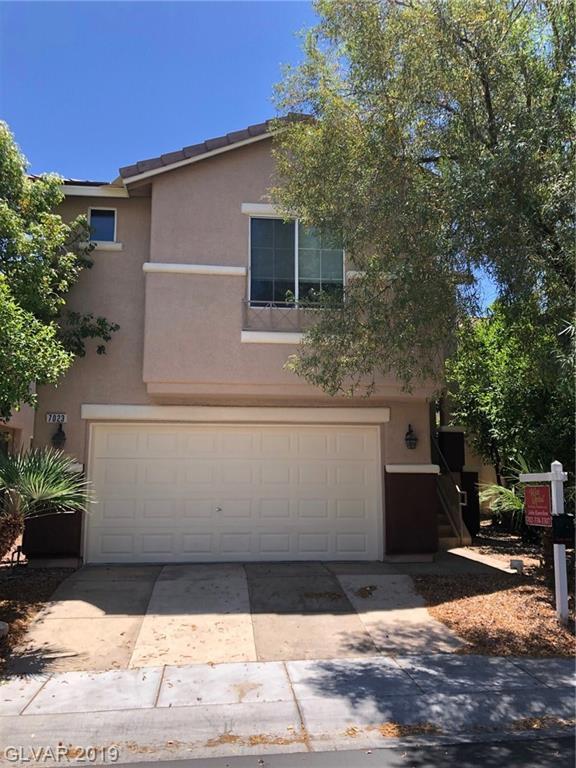7023 Sombra, Las Vegas, NV 89148 (MLS #2106754) :: Vestuto Realty Group